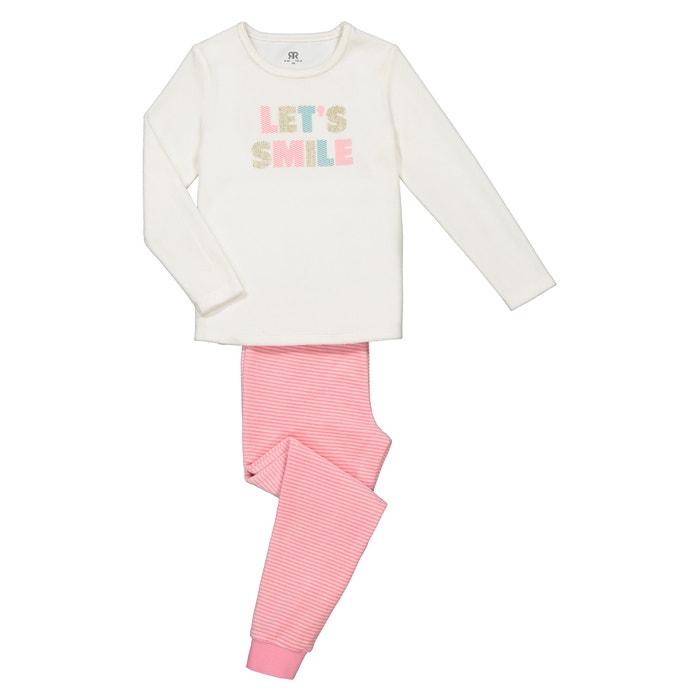 La Redoute Collections Big Girls Velour Pyjamas 3-12 Years