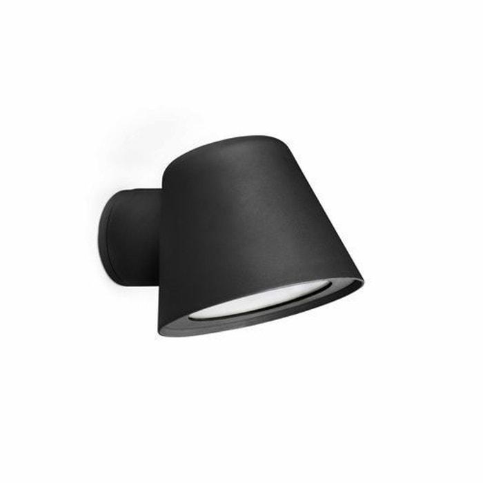 applique murale noir 35w gina faro 71367 multicolore faro la redoute. Black Bedroom Furniture Sets. Home Design Ideas