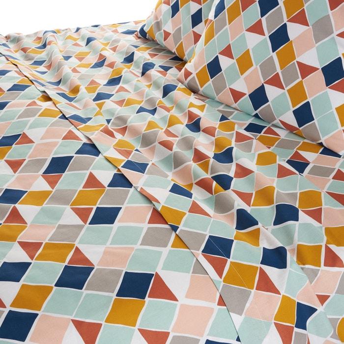Image AZULE Flat Sheet La Redoute Interieurs