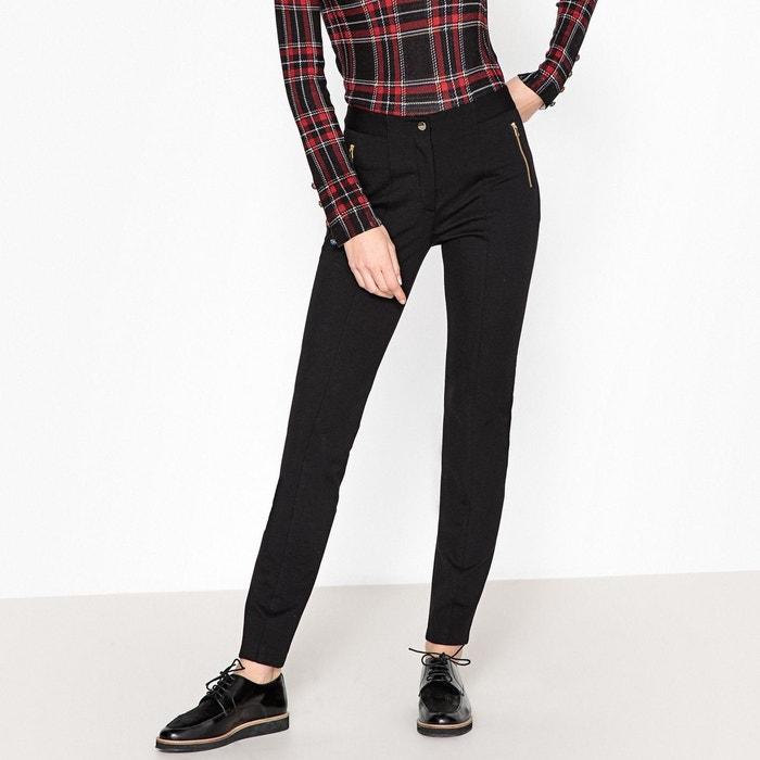 Pantalon Geraldine Redoute Style Gerard DarelLa Slim Noir Legging AjLR54
