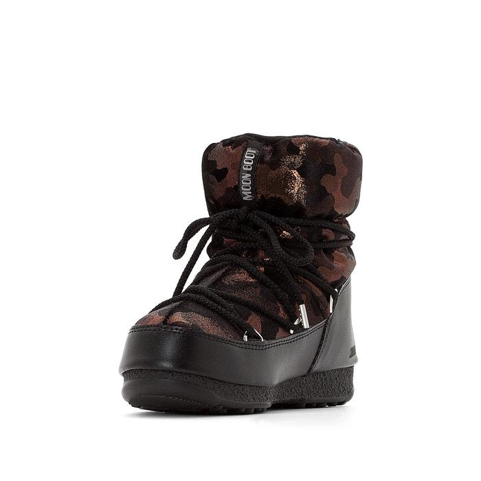 Image Boots fourrées Low Camu MOON BOOT