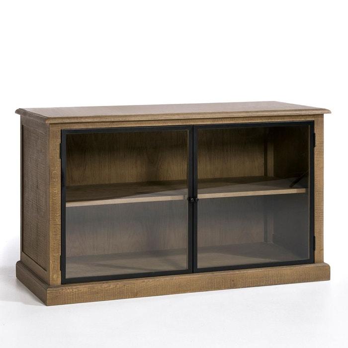 Bibliothèque Officine, meuble bas AM.PM