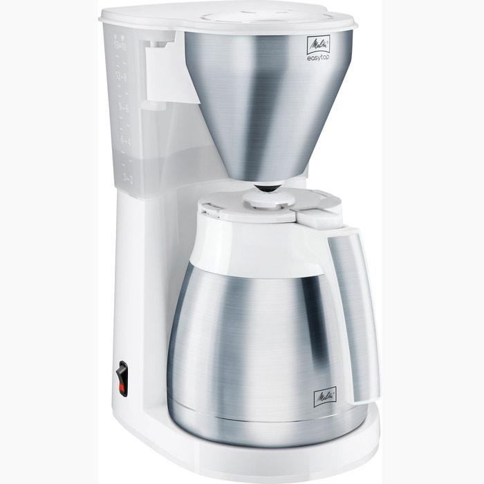 Image Cafetière filtre EasyTop® Therm Steel 1010-10 MELITTA