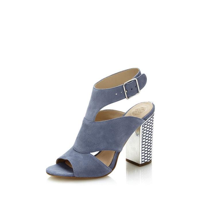 Sandale abbien cuir veritable Guess La Sortie Récentes kLdrxOqdC8