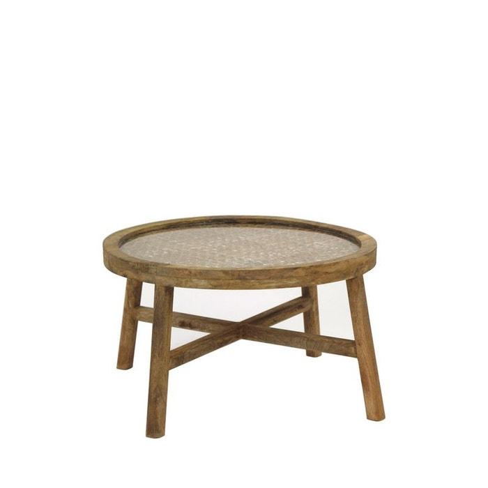 En Sarastro Cm Table Bois Basse Ø55 AqcR5L3jS4