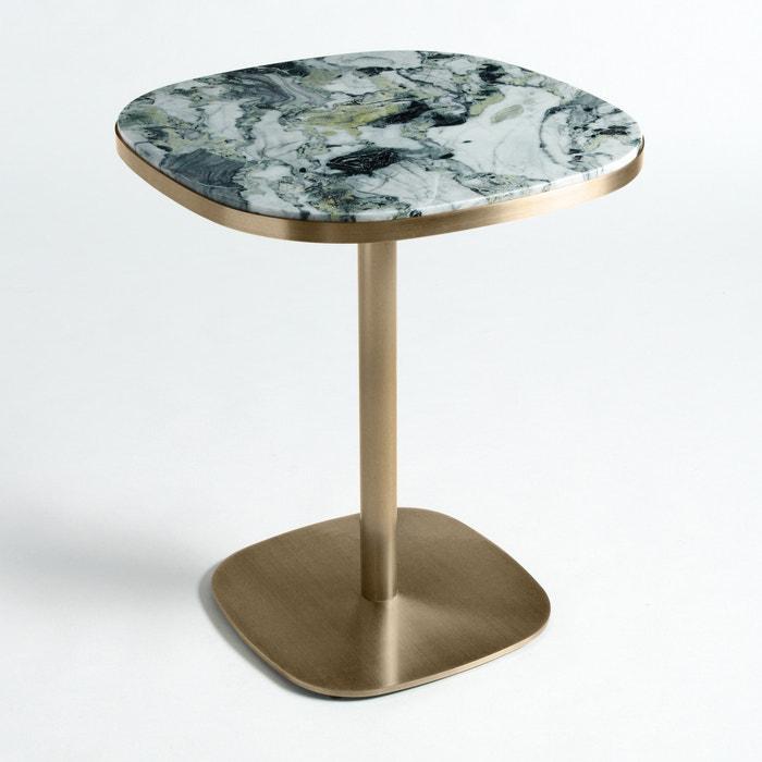 Tafel Van Marmer.Bistro Tafel In Marmer O60 Cm Lixfeld