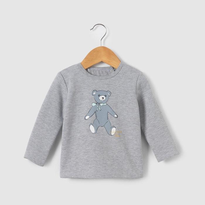 """Image Sweater bedrukt met """"beer"""" LADURÉE R mini"""