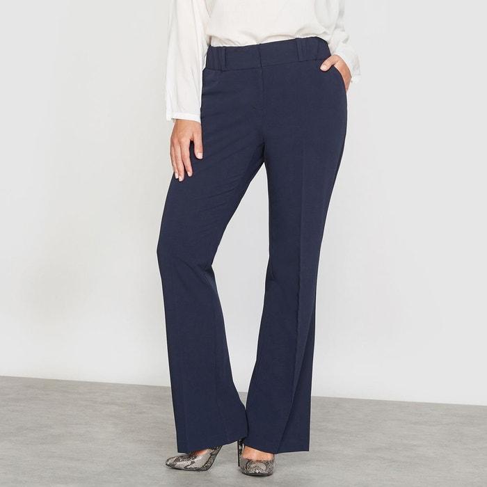 Pantalon bootcut extra confort  CASTALUNA image 0