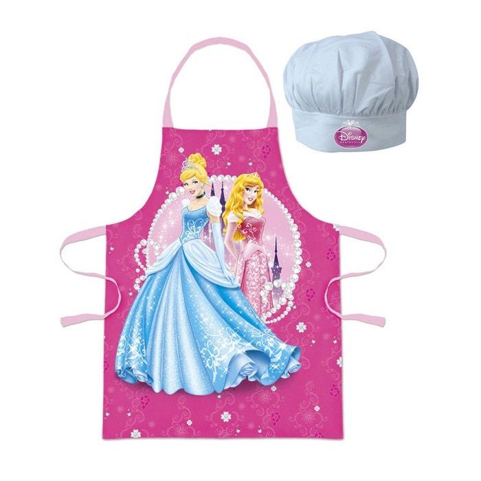 Set petit cuisinier tablier et toque princesses Easy Licences | La ...