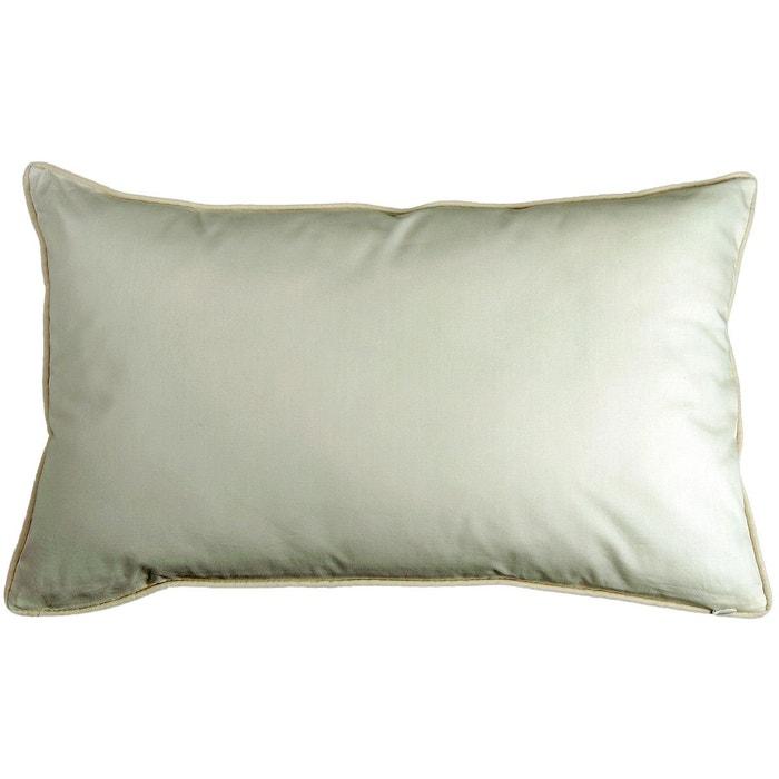 taie oreiller percale lot de 2 passepoil sensei la maison du coton la redoute. Black Bedroom Furniture Sets. Home Design Ideas