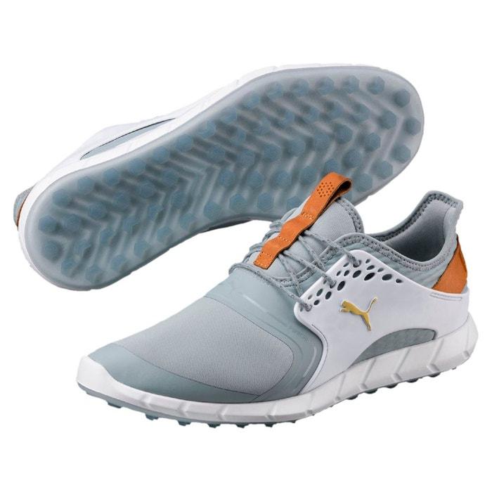 Chaussure de golf ignite pwrsport pour homme  quarry-gold-white Puma  La Redoute