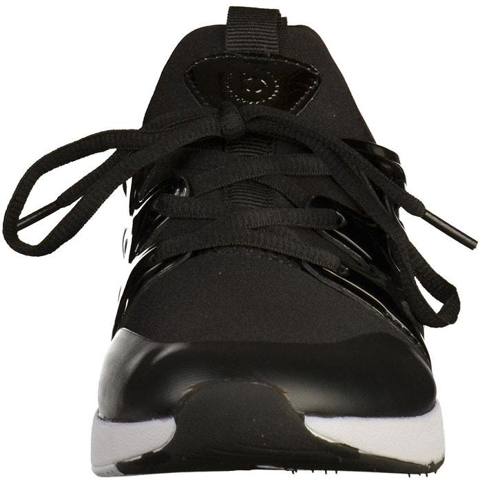 Sneaker noir Bugatti