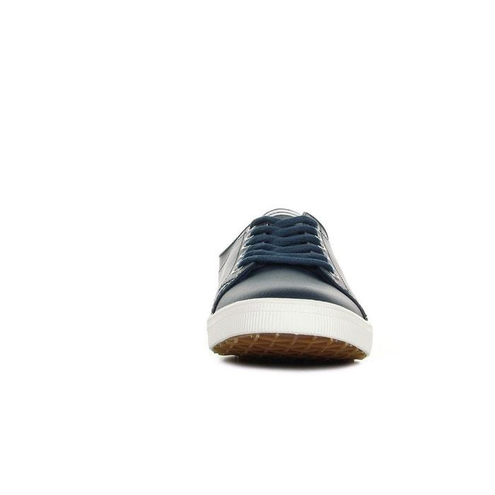 Basket kingston bleu Fred Perry