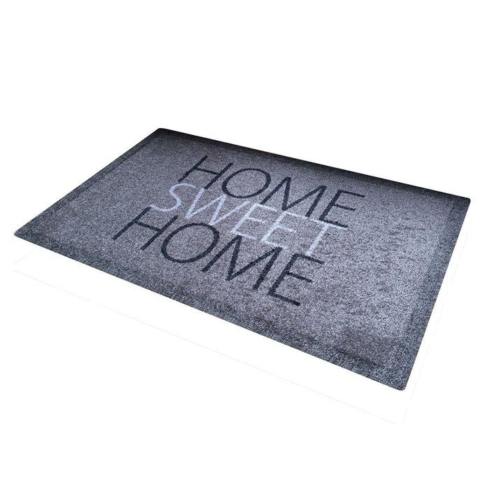 tapis d 39 entr e home sweet home multicolore casame la redoute. Black Bedroom Furniture Sets. Home Design Ideas
