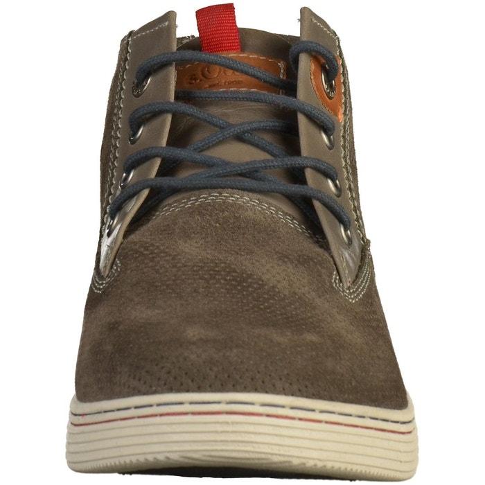 Sneaker gris S.Oliver