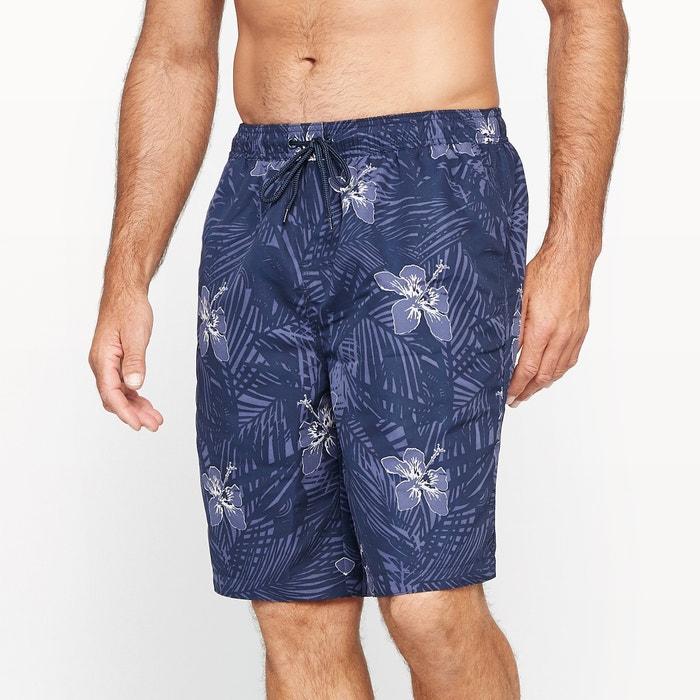 Palm Tree Printed Swimshorts