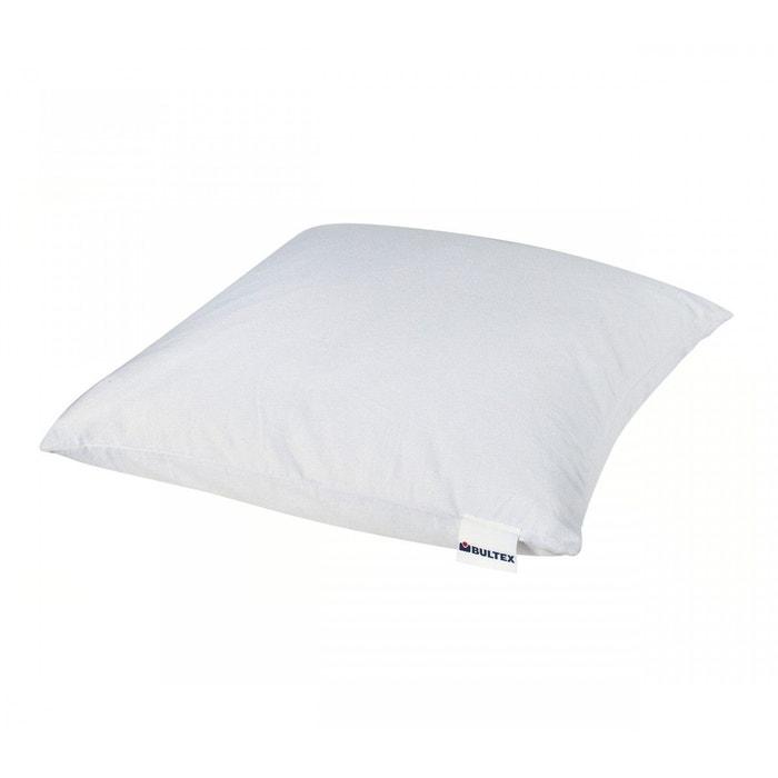 prot ge oreiller bultex douceur flanelle blanc bultex la redoute. Black Bedroom Furniture Sets. Home Design Ideas