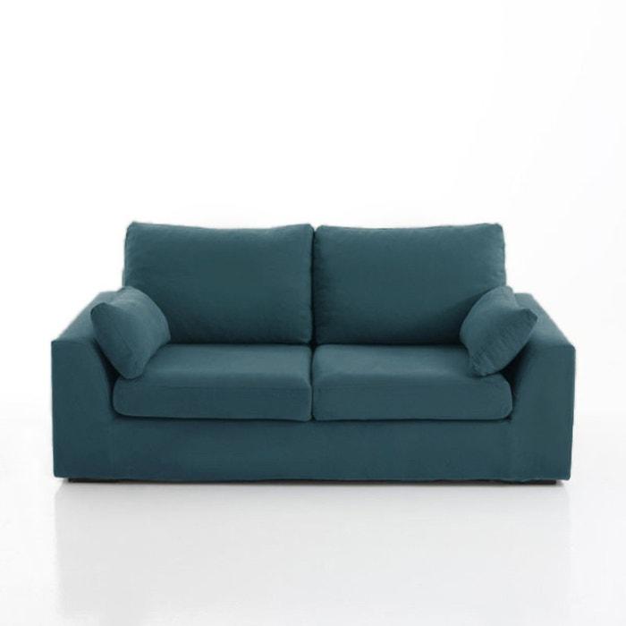 canap convertible madison coton lin la redoute interieurs la redoute. Black Bedroom Furniture Sets. Home Design Ideas