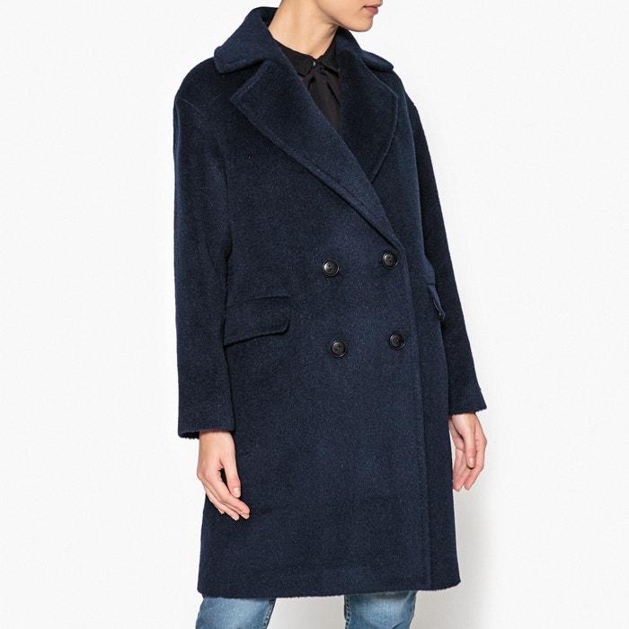 Wool Blend Gessica Maxi Coat