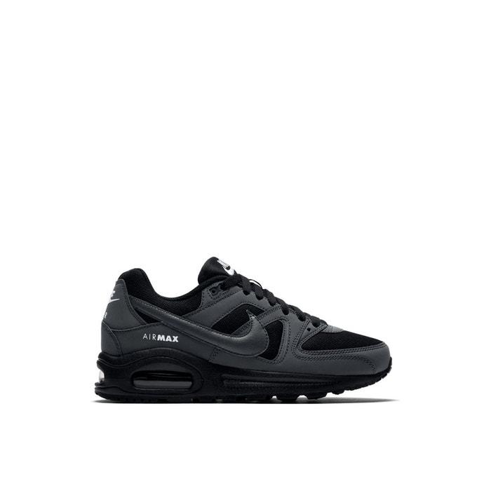 the best attitude 8190d 0a0cb Baskets air max command flex (gs) noir Nike   La Redoute