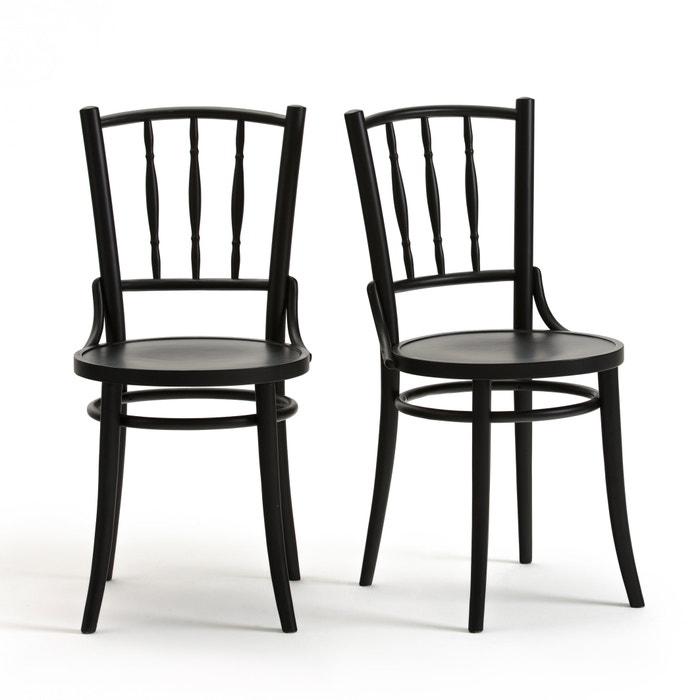 Trocket Set of 2 Bistro Chairs  La Redoute Interieurs image 0