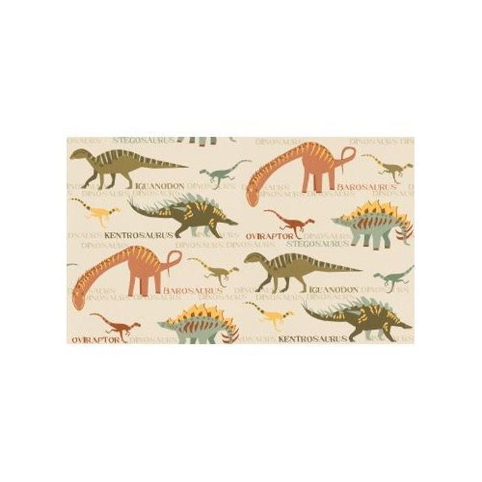 papier peint dinosaures multi couleurs home maison la redoute. Black Bedroom Furniture Sets. Home Design Ideas