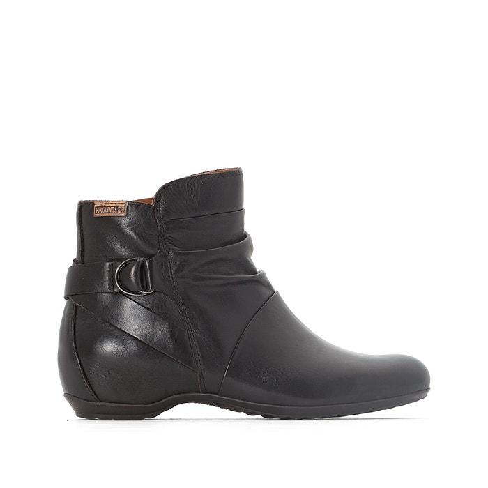 Venezia 968 Leather Ankle Boots  PIKOLINOS image 0