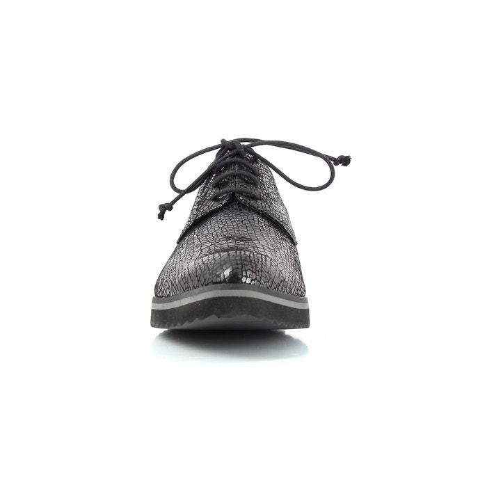 VUTOU derbies ELIZABETH STUART piel de Zapatos qvEwXHAx