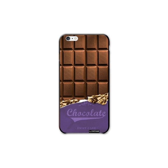 coque iphone 6 en chocolat