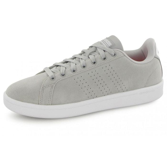 Baskets adidas cloudfoam advantage gris homme  gris Adidas  La Redoute
