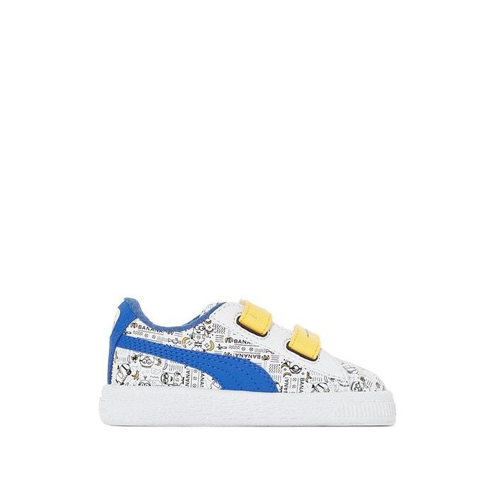 afbeelding Sneakers met klittenband Minions PUMA