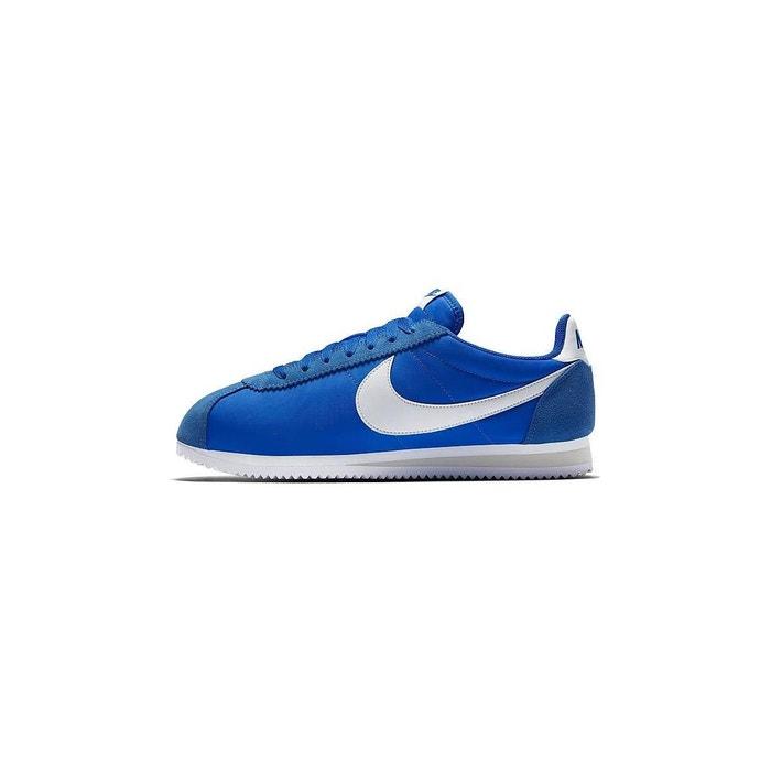 Basket classic cortez se  bleu Nike  La Redoute
