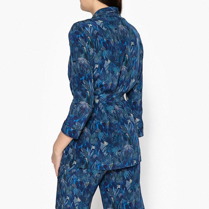 Sessun Veste style kimono imprimé HANAIAPA 1qLv74VeeX