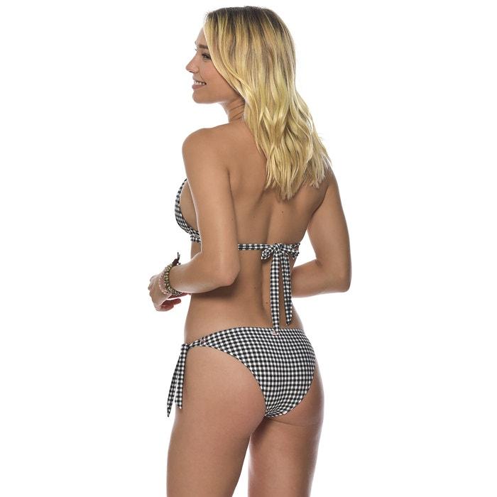 MOON de tri 225;ngulo bikini estampado BANANA Sujetador Ww0S6q7qP