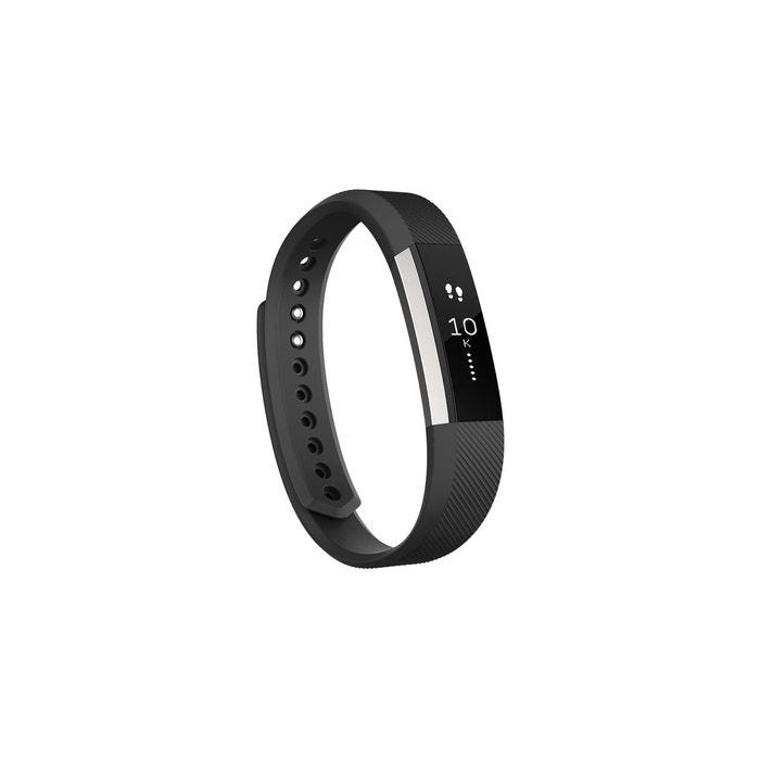 Bracelet dactivité connecté Fitbit Alta FB406BK