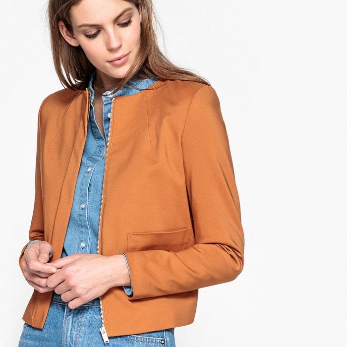 Zip-Up Jacket  La Redoute Collections image 0