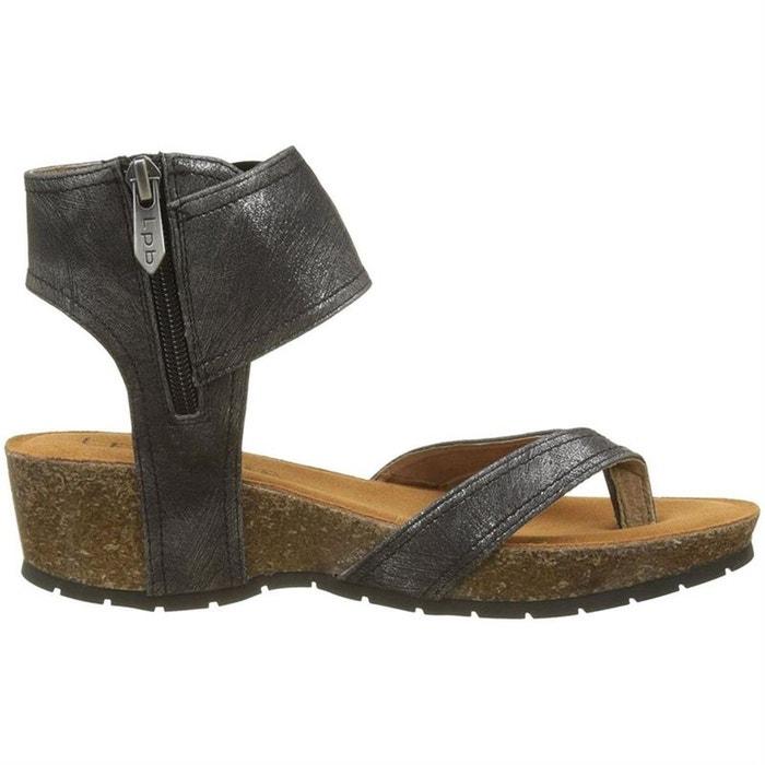 78c7427cf7d03e Chaussures à lacets synthetique noir Lpb Shoes La Redoute GH8HUA1Z -  nathalie-oguinena-chanteuse.fr