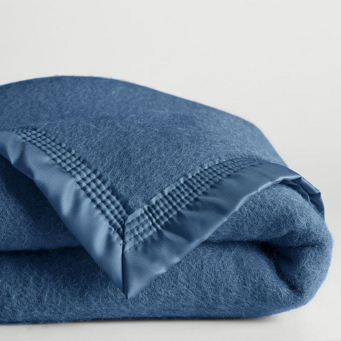 Couverture pure laine vierge woolmark 350