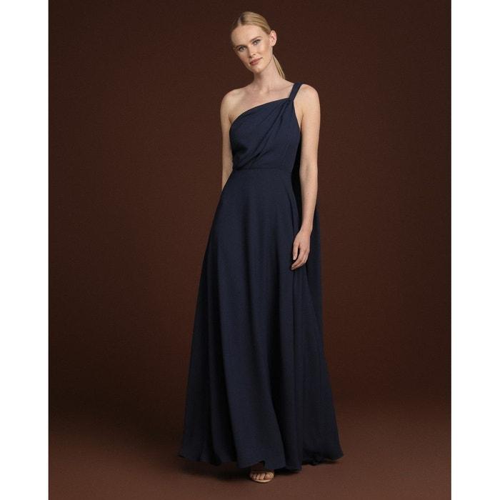 Robe Longue De Soiree Bleu Marine Woman El Corte Ingles La Redoute
