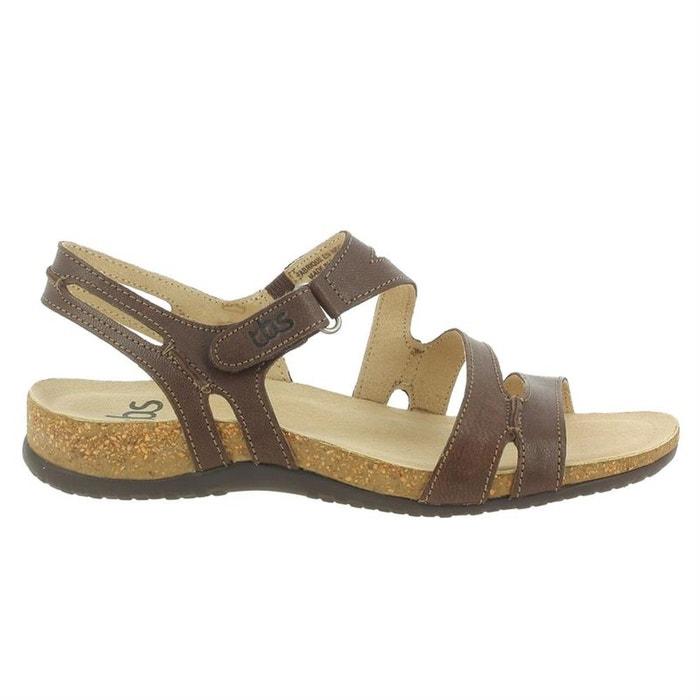 Sandales / nu