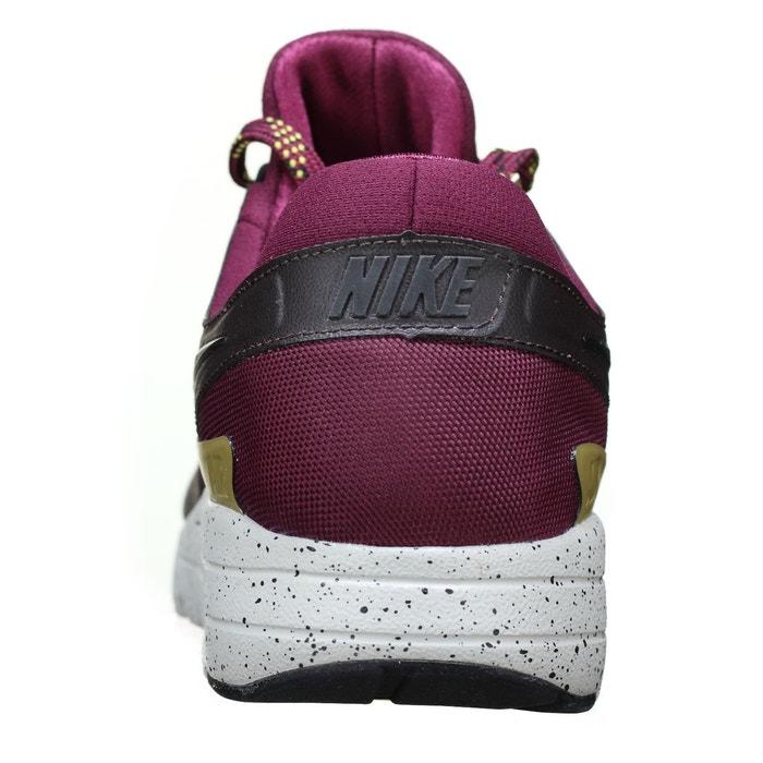 Basket nike air max zero se rouge Nike