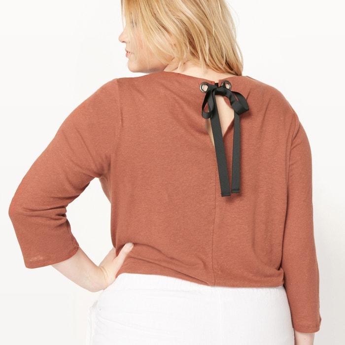 Image V-Neck T-Shirt CASTALUNA