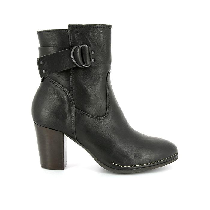 Image Boots cuir à talon Offsite P-L-D-M-BY PALLADIUM