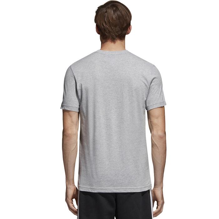 manga Adidas de corta Camiseta originals redondo cuello tA8qArw