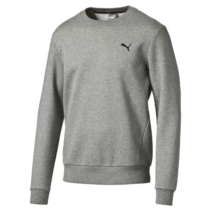Cotton Mix Crew Neck Sweatshirt  PUMA image 0