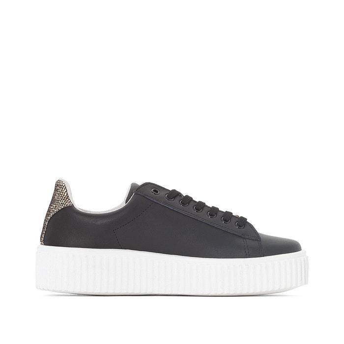 afbeelding Sneakers met sleehak LTC Talys Leather LE TEMPS DES CERISES