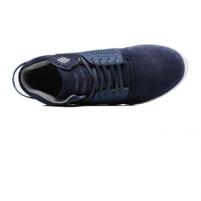Chaussures skytop iii navy/white bleu Supra