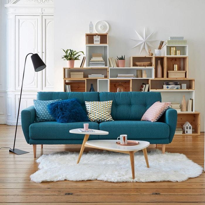 Fauteuil vintage aghzu la redoute interieurs la redoute - La redoute meuble salon ...