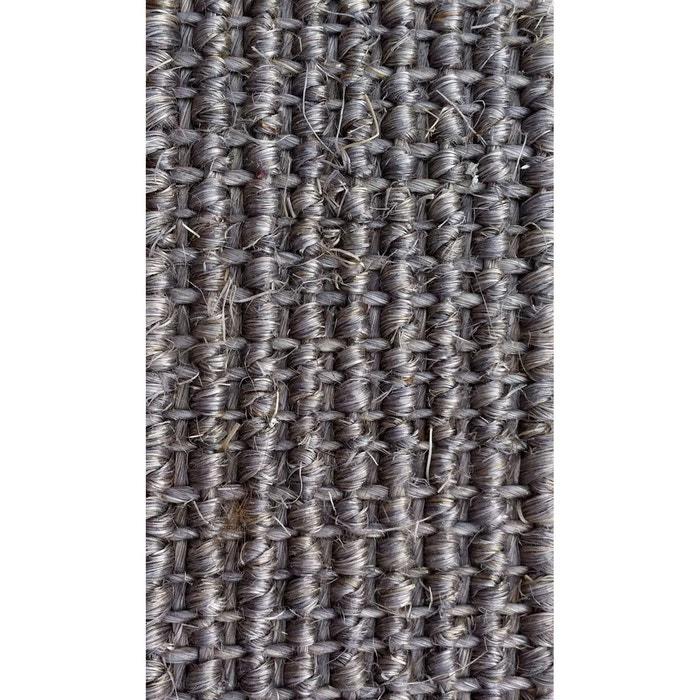 tapis sisal salvador care gris tapis naturel 70 x 140 cm gris un amour de tapis la redoute. Black Bedroom Furniture Sets. Home Design Ideas