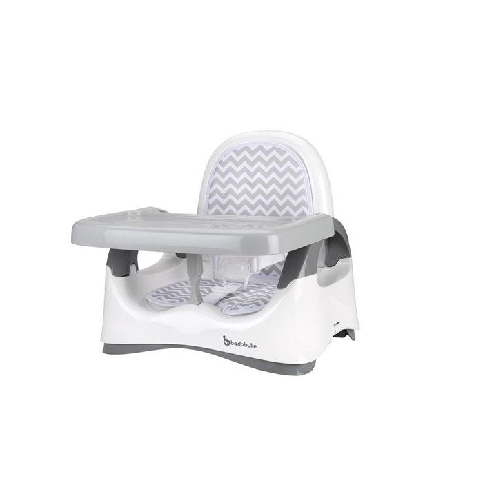 Rehausseur Confort B009005 blanc/gris  BADABULLE image 0